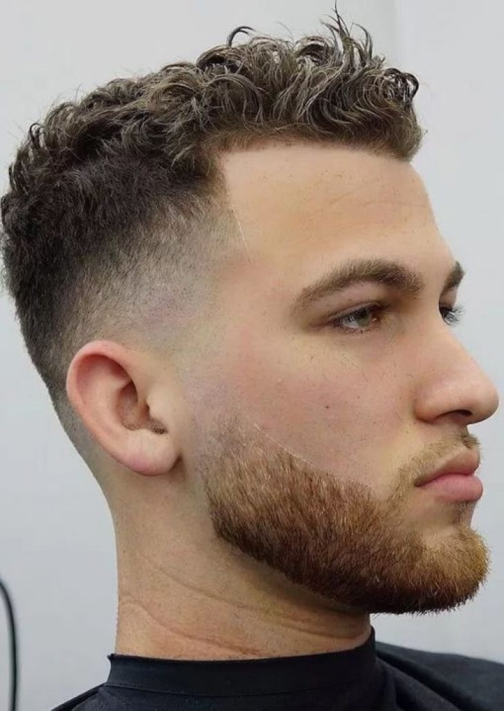 Permalink to 10   Hairstyles For Short Curly Hair For Guys Gallery
