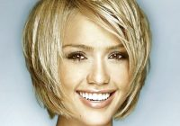 Trend pin on my style Short Hairstyles For Round Faces And High Foreheads Choices