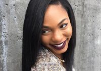Trend pin on perfect sewin African American Straight Weave Hairstyles Designs