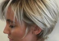 Trend pin on short hair looks Short Blonde Haircuts Inspirations