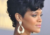Trend pin on stayglam hairstyles Short Hair Mohawk Styles For Black Women Choices