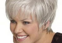 Trend pin on sukuosenos Short Haircuts For Grey Hair Choices
