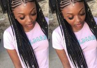 Trend pin tutu ade on hairstyles african hair braiding styles African American Cute Hair Braids Style For Women