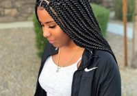 Trend protective styles for type 4 natural hair hair styles Types Of Braids For African American Hair Ideas