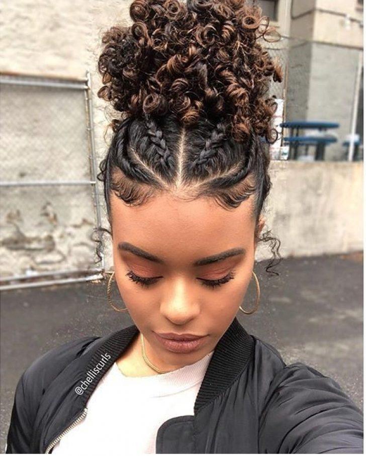 Permalink to 11 Fresh Cute Braid Ideas For Curly Hair Ideas