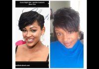 Trend short hair tutorial meagan good inspired Megan Good Short Hair Styles Ideas