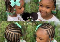 Trend short hairstyles african american medium lengths Braided Hairstyles For African American Toddlers Designs