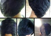 Trend short layered haircuts for black women 500503 bob Black Short Layered Haircuts Inspirations