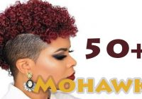Trend superb female mohawk hairstyles for black women new Mohawk Hairstyles African American Women Ideas