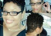 Trend tapered natural twa for round face new short hairstyles Short Black Natural Haircuts For Round Faces Inspirations
