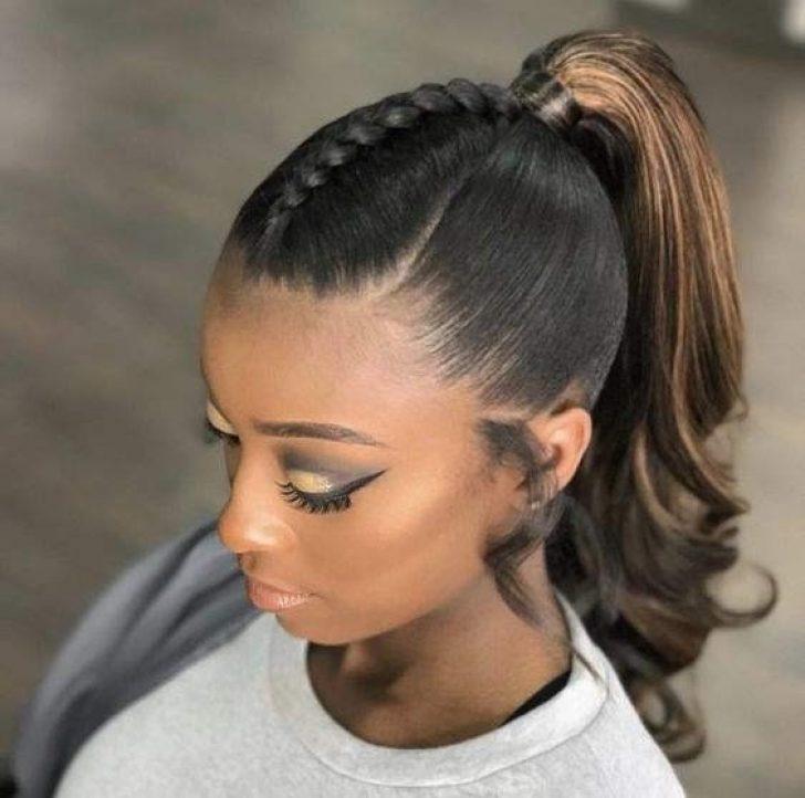 Permalink to 9 Modern Updos For Medium Length Hair African American Gallery