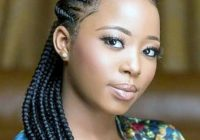 Trend the coolest and cutest cornrows to wear in 2020 curly craze African American Cornrow Hairstyles Pictures