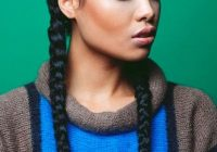 Trend top 10 african american ponytails styles 2016 cool braid French Braid African American Hairstyles