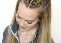 Trend top 50 french braid hairstyles you will love sporty French Braided Hair Styles Ideas