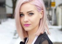 Trend tumblr style pale pink short hair colors Short Hair Color Tumblr Choices